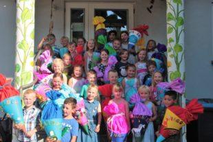 29 Schulfüchse verlassen das Kinderhaus