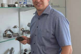 Tobias Roser ist neuer Werksleiter von AAM