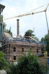 Bauvorhaben gehen wie geplant voran