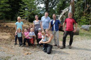 Projekt »Waldkindergarten« geht in die Umsetzung