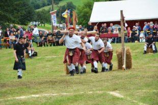 Drei Tage lang wird im Prinzbacher Hochland gefeiert