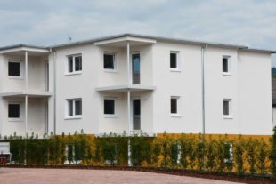 Bauunternehmen Volk realisiert das zukunftsweisende Projekt »Wohnen am Alten Sportplatz«