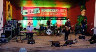 Musik hüllt Stadtpark in Soundteppich