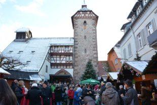 Beim Nikolausmarkt mitmachen …