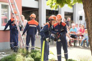 Freiwillige Feuerwehr Biberach: Herbstfest mit Brandschutztag