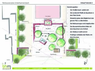 Rathausplatz soll prägendes Gesicht von Unterharmersbach werden