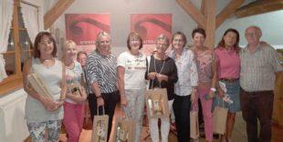 Super Stimmung bei den Gröbernhof Ladies in Armbruster's Hoflädele