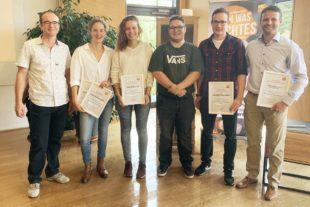 Manfred Lehmann Innenausbau feiert erneut großartige Ausbildungserfolge
