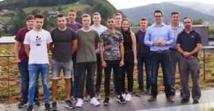 Hydro startet mit hoch motiviertem Nachwuchs ins Ausbildungsjahr 2019