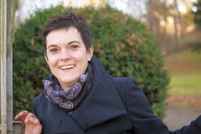 Apfel-Most-Wochen in Oberharmersbach: »Apfel in Flammen« mit Michaela Neuberger