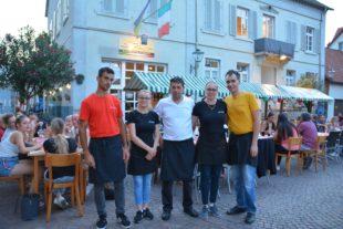 Seit 10 Jahren italienisch geniessen im »La Piazza«