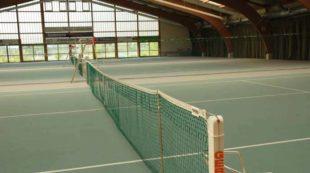 Jugend-Wintertraining in der Tennishalle