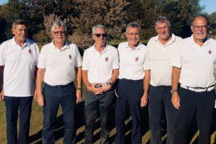 Ligaspiele im GC Gröbernhof: Die AK 50 ist der Aufsteiger 2019