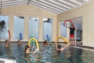 Fit und vital mit Aqua-Gymnastik