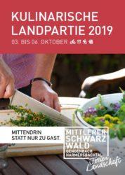 Mittlerer Schwarzwald lädt wieder ein zur »Kulinarischen Landpartie«
