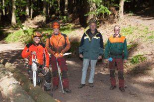 Personal für Gemeindewald ergänzt