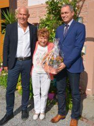Ilse Bächle feierte 90. Geburtstag