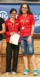 Zwei Teams der LG Brandenkopf holen Silber und Bronze
