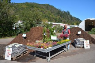 Grünschnitt-Recycling schließt mit Komposterde Lücke für den Heim- und Hobbygärtner
