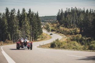 7. Baiersbronn Classic bringt legendäre Autos ins Harmersbachtal