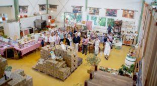 Landfrauen erfahren toskanische Lebensart bei »La Fattoria La Vialla«