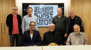 Förderverein Zeller Kunstwege will die Kunst weiter in der Stadt verankern