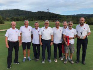 Gröbernhof Senioren gewinnen Pokal