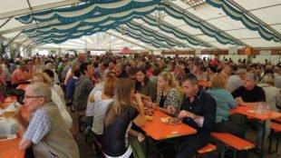 Unterharmersbacher Kilwi lädt zum Feiern ein