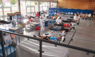 Über 200 Blutspender in Biberach