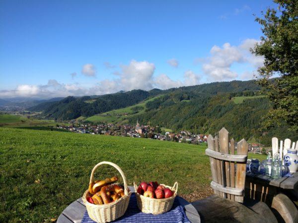 Apfel-Most Wochen in Oberharmersbach
