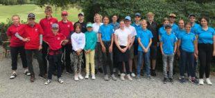 3. Runde des Baden Pokals im Golfclub Gröbernhof