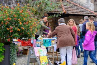 Mit Kinder-Flohmarkt endete amSamstag das »Zelli«-Ferienprogramm