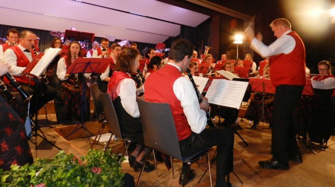 Musikverein Unterharmersbach: Jahreskonzert - »25 Jahre Stefan Polap«