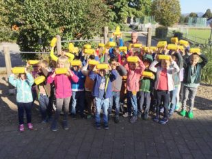 Zum dritten Mal Bio-Brotbox-Aktion an der Grundschule Biberach