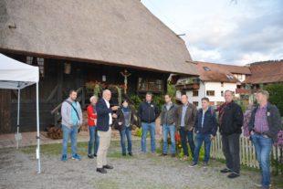 Heimatmuseum Fürstenberger Hof erhält einen neuen Hausbaum