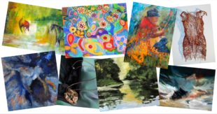 Künstler öffnen ihre Ateliers