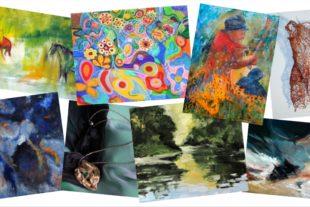 Zeller Kunstwege: Künstler öffnen ihre Ateliers