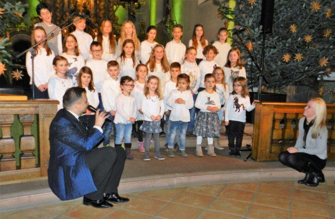 Markus Wolfahrt stimmt auf Weihnachten ein - Konzert in der Wallfahrtskirche ist ausverkauft