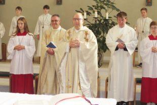 Pfarrer Seibt verabschiedet sich mit feierlichem Gottesdienst in der Biberacher Pfarrkirche