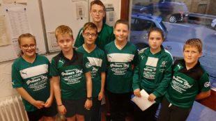 Unterharmersbach startet mit drei Jugendmannschaften