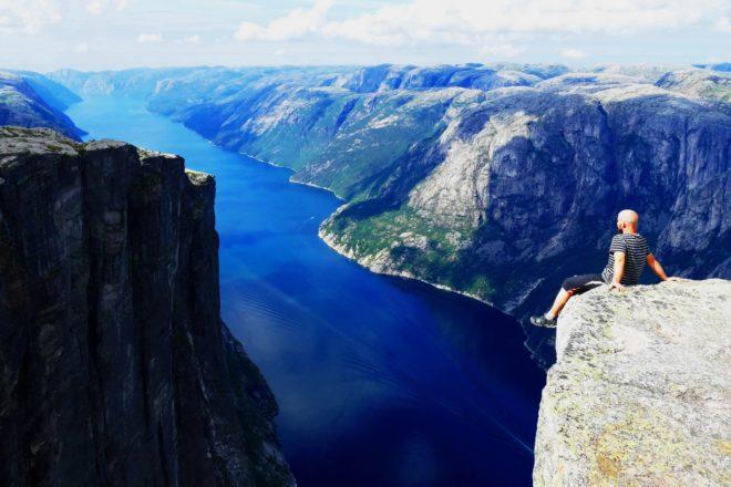 Multivisionsshow von Wolfgang Geiger: Norwegen – Im Bann der Jahreszeiten