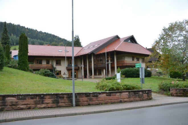 Kath. Kirchengemeinde St. Ulrich Nordrach: Informationsveranstaltung über die Situation des Pfarrheims