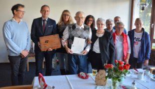 Helmut Totzke feiert 90. Geburtstag