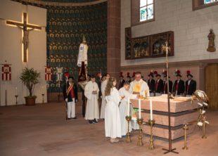 Gallus als Vorbild für unser Leben Oberharmersbach feierte den Kirchenpatron