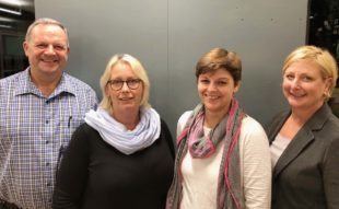 Nicole Fonteiner neue Vorsitzende des Elternbeirats am Bildungszentrum