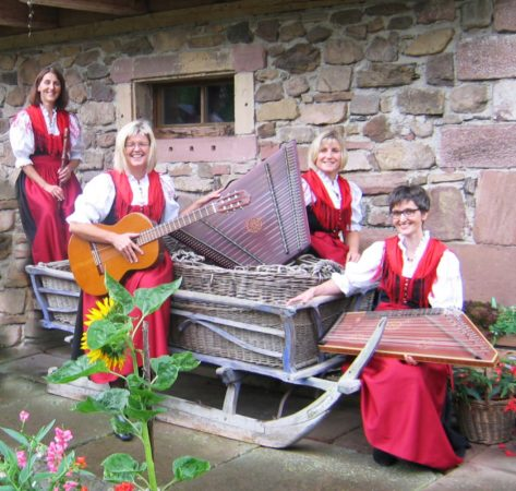 Stubenmusik Oberharmersbach: Konzert der leisen Töne