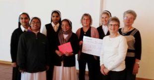 Missionskreis übergab Spenden