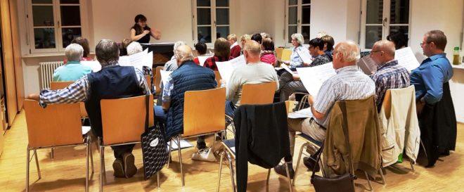 Gesangverein Frohsinn: Klangvoller Konzertabend