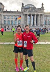 Faszination und Gänsehaut-Feeling beim Berlin-Marathon