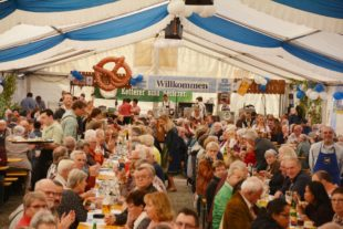 Damm's Oktoberfest war Publikumsmagnet
